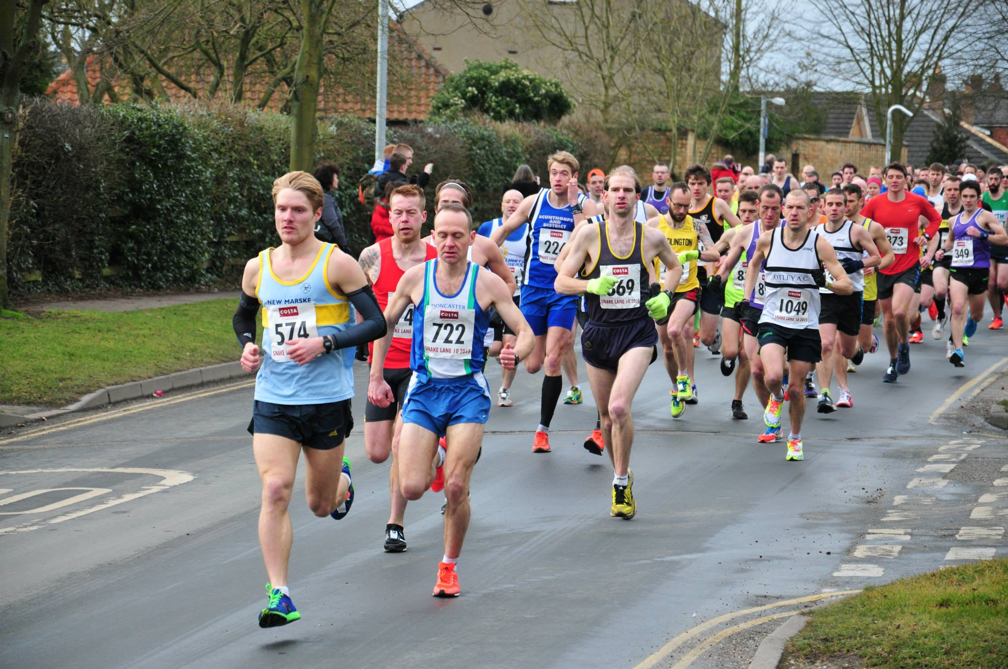This photo of the 2015 Snake Lane 10 is copyright David Gowans