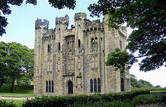 This photo of Hylton Castle which is the venue for one of the 10Ks is copyright giborn_134